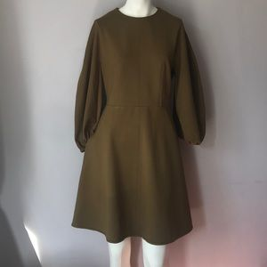 Tibi Stretch Heavy Dress Sz 4